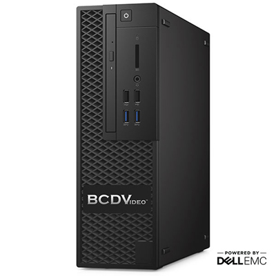 BCDVideo BCDSF02-GW Small Form Factor Workstation