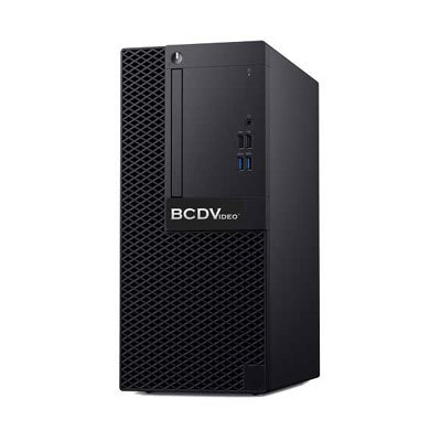 BCDVideo BCDT01-ELVS 1-Bay Tower Video Recording Server