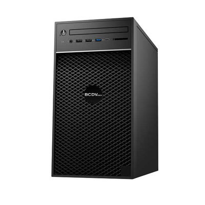BCDVideo BCDT03-ELVS 3-Bay Tower Video Recording Server