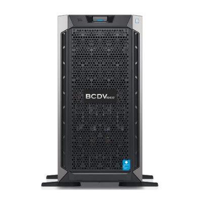 BCDVideo BCDT08-MVR-E Enterprise 8-Bay Tower Server