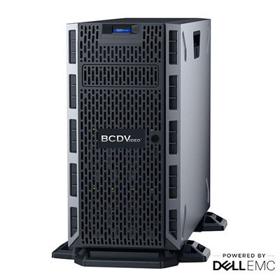 BCDVideo BCDT08-NRA Expandable 8-Bay Tower Video Recording Server