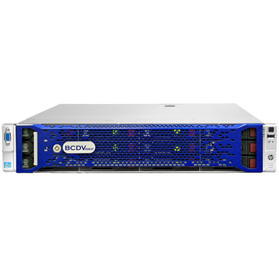 BCDVideo BCD-EVO50-24TB-40-ACS 24TB Network Video Recorder