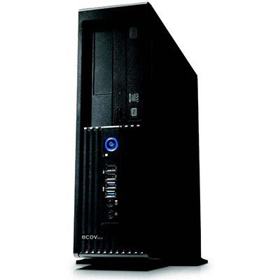 BCDVideo BCD-EW2SF-E171 - Client Workstations small form factor workstation