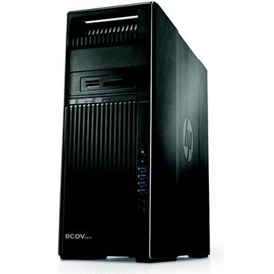 BCDVideo BCD-EW6MT-E130 - Client Workstations tower workstation