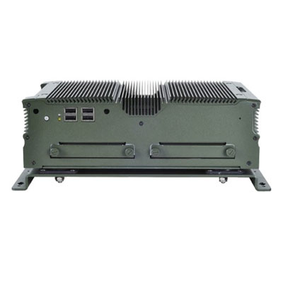 BCDVideo BCD-RGD-5770-7C fanless in-vehicle computer with Intel Core i7-2655LE processor
