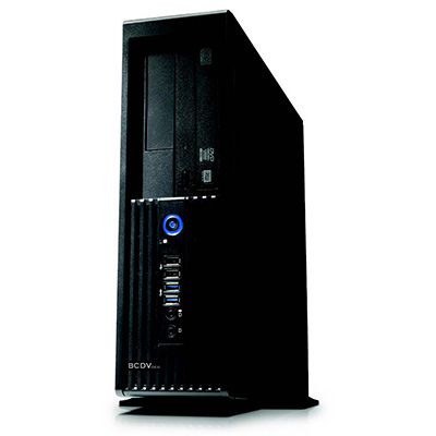 BCDVideo BCD-VW2SF-I7 - Client Workstations small form factor
