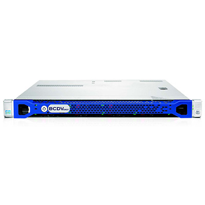 BCDVideo BCD108-120-MP-C 1U rackmount server