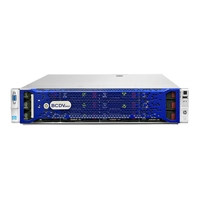BCDVideo BCD1640 centralised storage