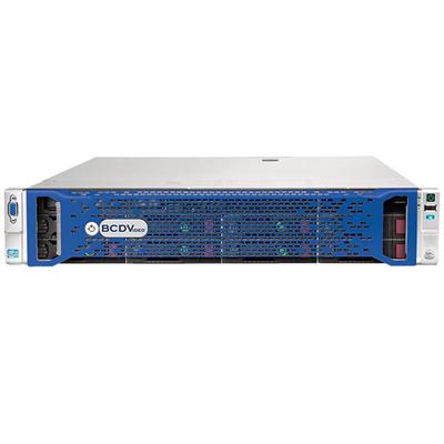 BCDVideo BCD208-VA-120 2U Rackmount IP video surveillance server