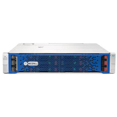 BCDVideo BCD212-DAS 2U rackmount direct attached storage
