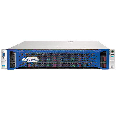 BCDVideo BCD215-120-MP-C rackmount server