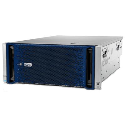 BCDVideo BCD350V8-M-VRP-RMC rack-mount video recording platform