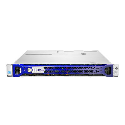 BCDVideo BCD360R-M-ACS-1 1U rack mount access control server