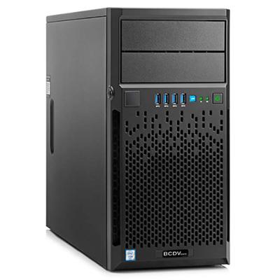 BCDVideo BCDT04-VA-120 4-bay tower server