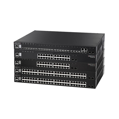 BCDVideo ECS4620 L3 Gigabit Ethernet stackable switch
