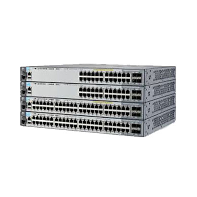 BCDVideo HP 2920-24G-PoE+ 2/3 enterprise switch