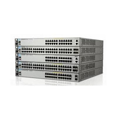 BCDVideo HP 3800-48G-PoE+-4SFP 3/4 enterprise switch