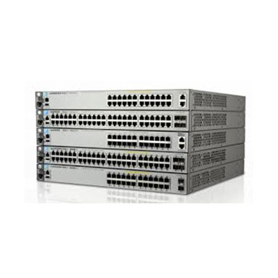 BCDVideo HP 3800-48G-PoE+-4XG 3/4 enterprise switch