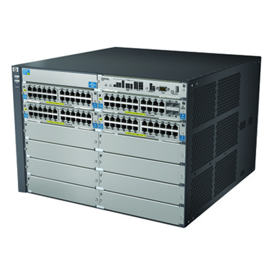 BCDVideo HP 5412 zl switch