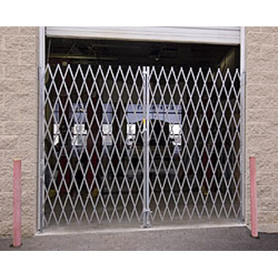 Blockader gates BG-P870 pair folding security gate