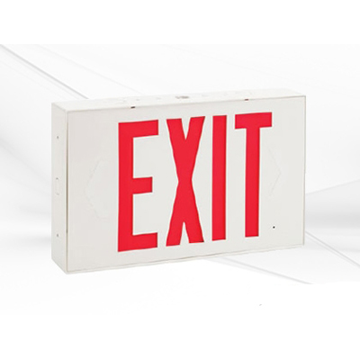 Bolide BC1091 exit sign hidden colour CCTV camera