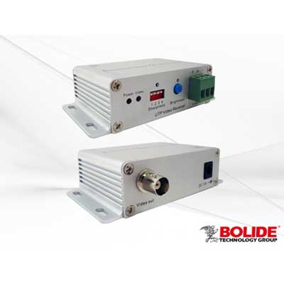 Bolide BE8016AR4 4 channels active video receiver