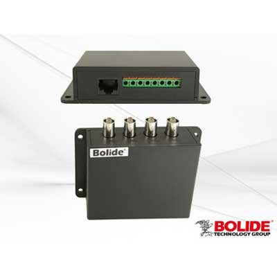 Bolide BE8016P4 4 channels passive video trasceiver