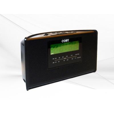Bolide BL1108C Wireless Radio Clock Hidden Color Camera