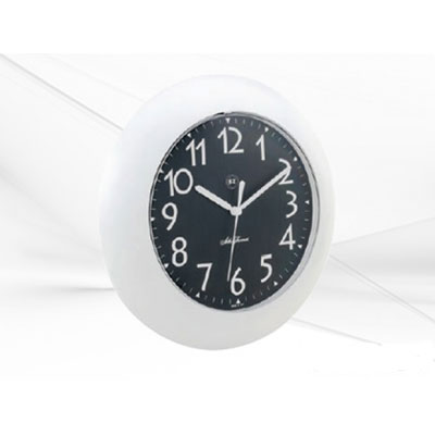 Bolide BL1148 Wireless Wall Clock Hidden Monochrome Camera