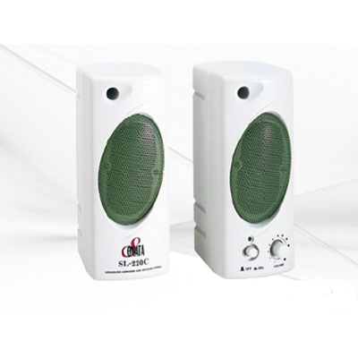 Bolide BL1288 wireless computer speaker hidden monochrome camera