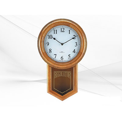 Bolide BL1368 wireless oak clock hidden monochrome camera