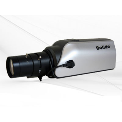Bolide BN2002IP IP box camera with 704 x 480 resolution
