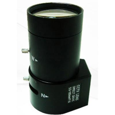 Bolide BP0019-05100 5.0-100mm varifocal auto iris lens
