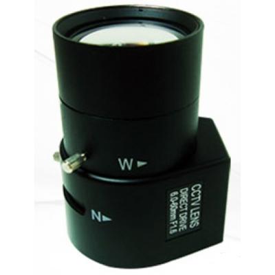 Bolide BP0019-0660 6.0-60mm varifocal auto iris lens