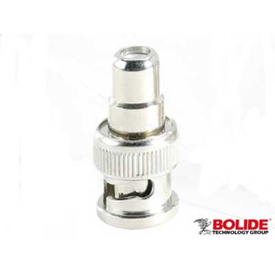 Bolide BP0023 RCA Female To BNC Male Connector
