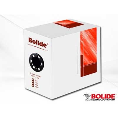 Bolide BP0033-CAT5e-CMP 1000FT CAT5e professional CMP grade network cable