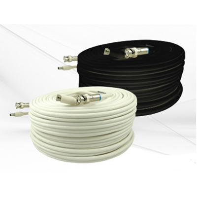 Bolide BP0033-PM60 60FT premade RG59 combo CCTV cable