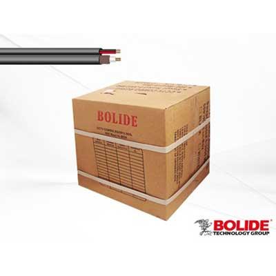 Bolide BP0033CB black superior grade zip cable