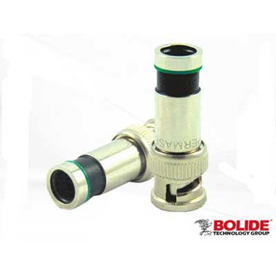 Bolide BP0036C Compression BNC Connector