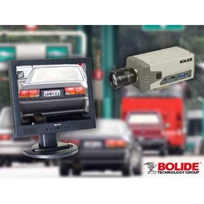 Bolide License Plate Detection Software (LPD) Video Security And Parking Monitoring Solution
