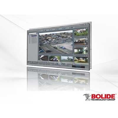 Bolide NVMS real-time 36-channel monitoring and recording