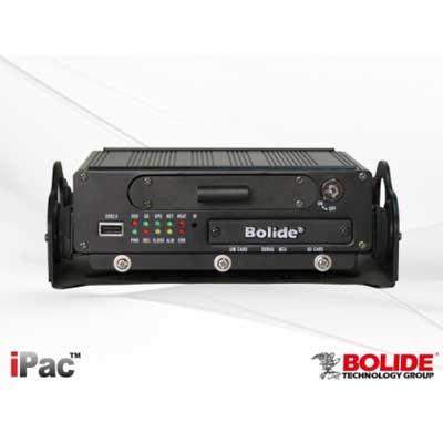 Bolide SVR9000DMOB-W advanced H.264 4- channel mobile DVR