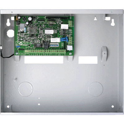 Bosch CC488P intruder alarm system control panel & accessory with three arming modes
