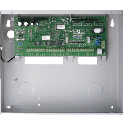 Bosch CC880P intruder alarm system control panel & accessory with programmable ring burst time