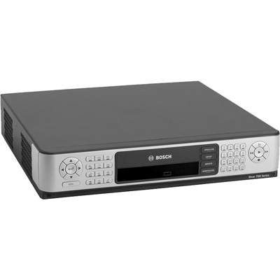 Bosch DNR-753-16B200  - 750 Series Digital network HD recorder, DVD, 1 GigE, 16 CH, 2 TB