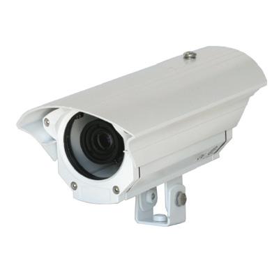 Bosch EX27DMX4V0550W?N desert cam, 1/3 in. extended day/night, 5-50 mm lens, NTSC, white