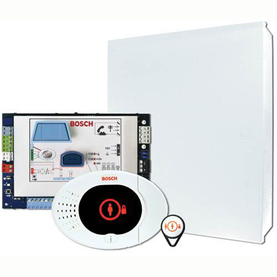 Bosch Easy Series Intrusion Control Panel with wLSN support