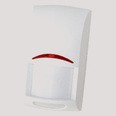 Bosch ISW-BPR1-W13PX intruder detector with 79 zones in eight layers