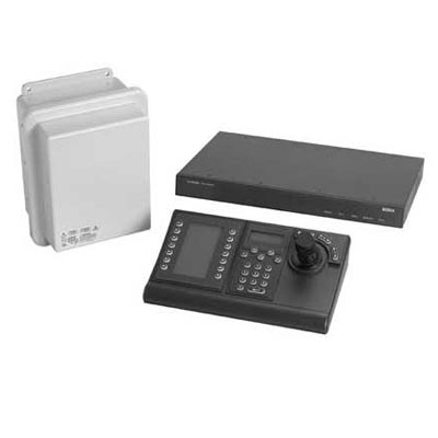 Bosch LTC 8100/90 Integrated Series Allegiant matrix/control system with alarm handling features