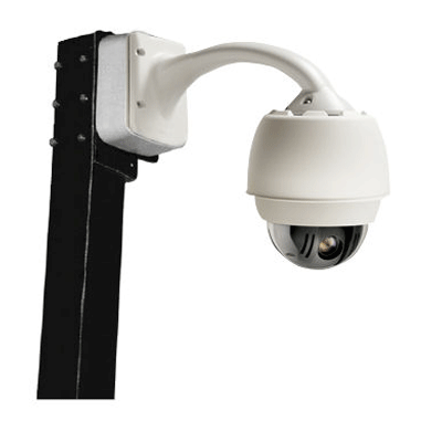Bosch LTC 9316/00P CCTV camera mount with two easy access panels